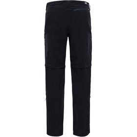 The North Face Exploration Convertible Pants Men Regular TNF Black
